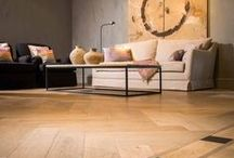 Living Rooms by Di Legno / Inspiring flooring for your living and dining room, all made by Di Legno