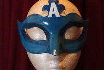 Geek Masks / Masks for all your Geekdom Needs