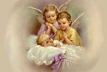 Angels & Cherubs / The Divinety in all of us...