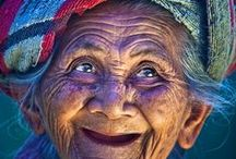 Beautiful Faces of the World