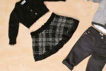 Outfit per Bambini A/I 2016-17 / Una selezione delle collezioni per bimbe i bimbi.