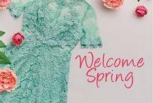 Spring / Summer Look 2018 / Tutti i look più fashion e più trendy della Primavera/Estate 2018 disponibili nei nostri store.