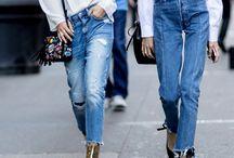 Fashion:Style / Mode, Stoffe, Kreativität, Looks, Outfits
