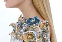Haute Couture & Heavy Embellishments