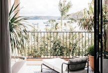 Outdoor:living / Garten, Park, grün, Terasse, Balkon, Baum, gemütlich, Feuer, Abende, #glasschuhloves