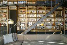 Interiores / Magníficos espacios interiores