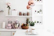 kitchen:dinner / küche, wohnen, kochen, essen, reden, lachen