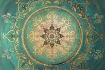 find your cosmic balance with mandalas