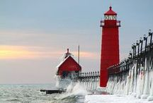 Lighthouses / Dreaming of the lighthouse in the woods to help us get back into the world... —Patrick Watson