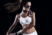 sport lingerie / Sport BH für jede Belastung!
