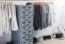 walk:in:closet / begehbarer Kleiderschrank, Kleidung, Raum, Ausleben, Mode