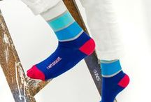 Posie Turner   Women's Socks / Posie Turner women's socks with inspiring mantras to fuel your soul. Woven in Peru.