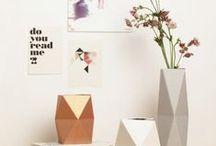 Kreative DIY Deko Artikel / Ideen und Designartikel zur kreativen DIY Gestaltung. Mit wenigen Handgriffen effektvolle und außergewöhnliche Gestaltungselemente für Haus und Wohnung..