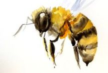 Bee-lieve In the Power of Bees / ...honey, bees and love...