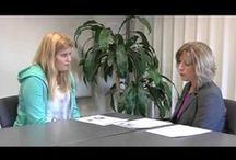 Speaking Test Sample Videos / EFL/ESL students taking a few of our popular American English speaking tests.