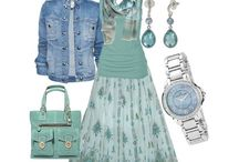 Combinations of Style! / Stylish outfit combos that are ready made. / by JSLove