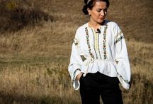 My Romania / Traditional romanian dresses