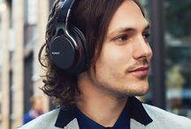 Sony / De beste en mooiste headphones van de hoogste kwaliteit in één bord