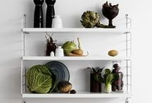 String Shelf / Inspiring ideas for modern interiors using the famous String shelving system. Designed by Nisse Strinning the String Shelf is a bespoken mid-century scandinavian design classic famous all over the world.