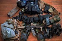 Tactical gear ideas