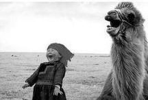 kids & animals / #kids #animals #photography #fashion