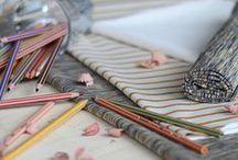 NOSH Fabrics - Pre Autumn 2016 / Collection of NOSH Pre Autumn Fabrics is full of elephants, forest animals and candied stripes. Shop online at en.nosh.fi - Nyt NOSH uutuuskankaat saatavilla nosh.fi