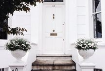 entrance:doors / Türen, Eingang, Willkommen, Häuser, Farben, Leben,
