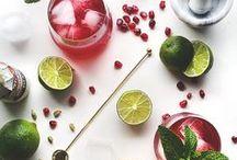 Detox:Smoothies:Juices / Smoothie, Getränke, Gemüse, Saft, trinken, Gesundheit, entschlacken, grün