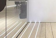 Iluminação: piso