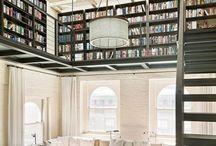 Private:Library / Bücher, lesen, Wissen, träumen, wohnen, Entspannung,