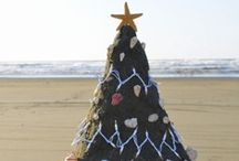 Christmas - Tree's Ideas / Many different ideas to create a tree from whatever material we have at home... We don't need to copy them, just to get inspired and do it!!! Have fun!!! / by Paula Navarro