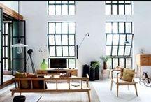 Spaces / Loft Living  open plan
