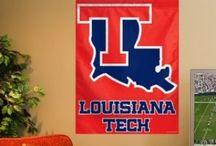 Louisiana Tech Dawgs ❤❤