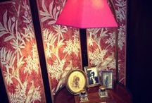 corner with charm / Ensembles of beautiful things, decoration ideas with special charm and cozy corners