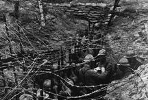 WWI / Remembering the beginning of WWI in the year of its 100th anniversary