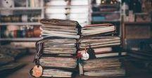 Art Journals & Sketchbooks / Art journaling, altered books & mixed media art.