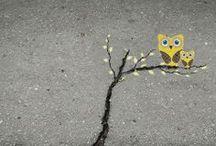 Art dans la rue