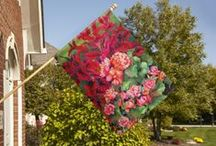 Artists Flags / Arts for Your Yards!