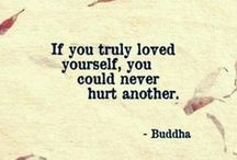 ♡ compassion, wisdom, love