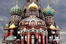 Future travel plans - Russia