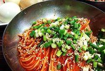 Korean Food in Korea / Korean Food in Korea
