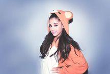 ariana grande / My fave pop princess.