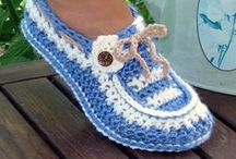 Вязанье Обувь Носки Гольфы Гетры