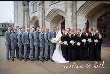 The Wedding Party / Wedding Party, Bridesmaids, Groomsmen, Kids.