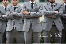 Groomsmen / Groomsmen, Wedding Day