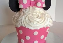 E'Mani's 1st Birthday Minnie / My Beautiful Goddie / by Latanya Curry-Fields