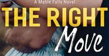 The Right Move / Inspiration board for The Right Move, a novel by Amy Sparling. https://www.amazon.com/dp/B079FM7HKN