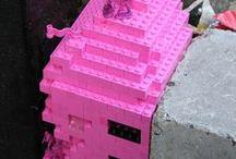 Kunst i gaden / Til inspiration for kunstprojekt
