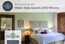 Hilden Style Awards 2013 / The Style Awards are a celebration of stylish B&Bs, guesthouse and small hotels across the country! Unfortunately this year's awards are now closed, but there's always next year :) Find out who our 2013 winners were here: http://www.hilden.co.uk/blog/announcing-the-hilden-style-awards-2013-winners/