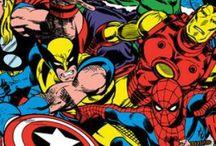 Marvel, DC & Superheroes